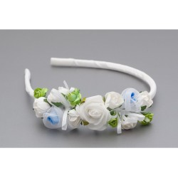 COLORFUL FIRST HOLY COMMUNION HEADBAND STYLE OW-030