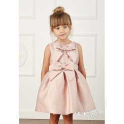 Pink Confirmation/Special Occasion Dress Style 513002SM