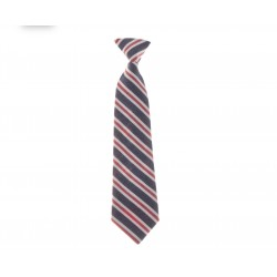 Navy/Red/White Stripey First Holy Communion/Special Occasion Tie Style 10-08014C