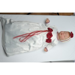 Handmade Christening Gown Paris