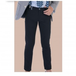 NAVY FIRST HOLY COMMUNION/CONFIRMATION TROUSERS STYLE 10-05025