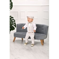 Baby Boy Christening Trousers Set A020.2KL