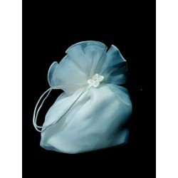 Plain Ivory First Holy Communion Handbag Style DOLLY BAG