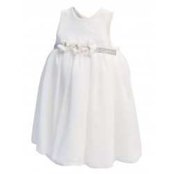 IVORY CHRISTENING/SPECIAL OCCASION DRESS STYLE IGA IVORY