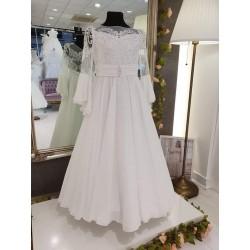 Handmade Ivory First Holy Communion Dress Style HOLLIE