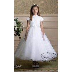SWEETIE PIE FIRST HOLY COMMUNION DRESS STYLE 4033