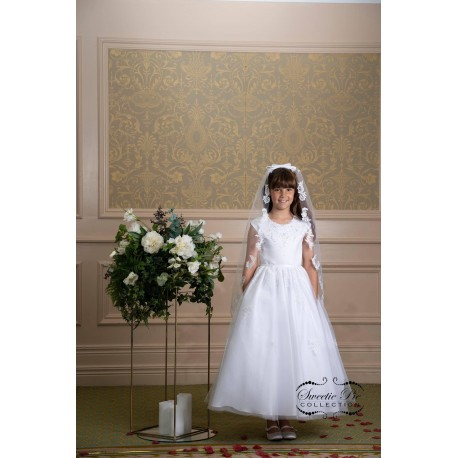 Sweetie Pie First Holy Communion Dress Style 4047