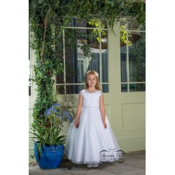 SWEETIE PIE FIRST HOLY COMMUNION DRESS STYLE ASHLEY
