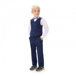2 Piece Navy First Holy Communion/Special Occasion Suit Style MARCUS