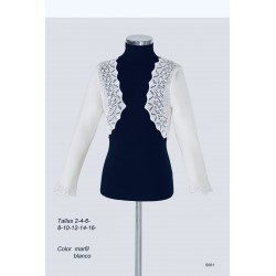 White Handmade First Holy Communion Cardigan Style 5001