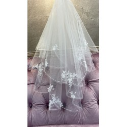 First Holy Communion Veil Style CV142
