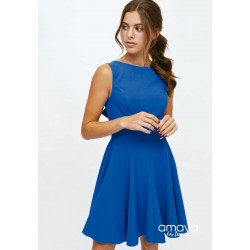 Amaya Blue Confirmation/Special Occasion Dress Style 515042