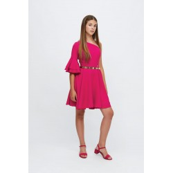 AMAYA PINK CONFIRMATION/SPECIAL OCCASION DRESS STYLE 515059