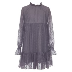 Grey Confirmation/Special Occasion Dress Style 0AW-9B