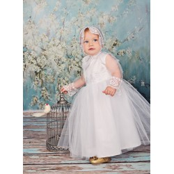 Baby Girl Christening Outfit Magnolia