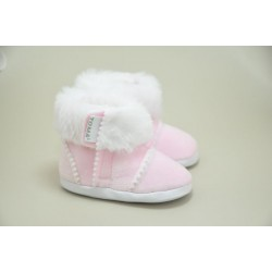 Beautiful Winter boots in pink 1212-2