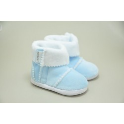 Beautiful Winter Boots in Blue 12123