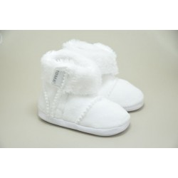 Beautiful Winter boots in white 1212-1