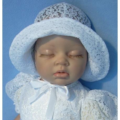 Christening Hat CK02