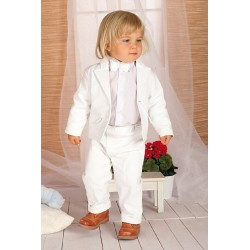 Corduroy Baby Boy Outfit A002
