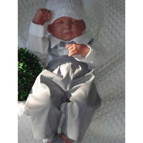 Handmade Boy Christening Outfit