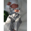 Handmade Boy Christening Outfit I