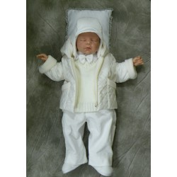 Winter Christening Suit Julian