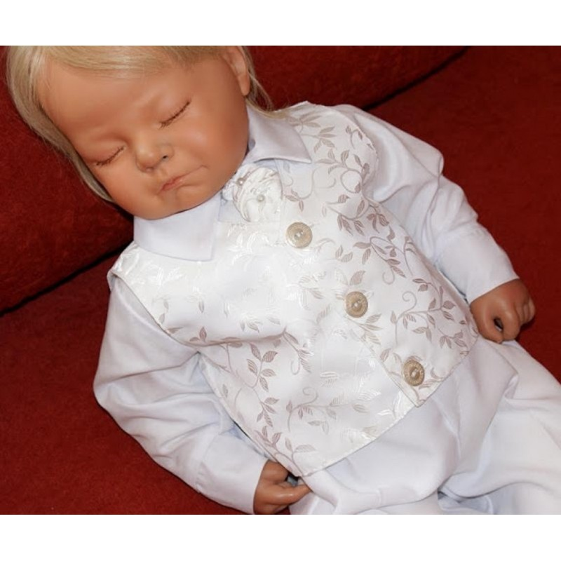 Find great deals on eBay for christening outfit boy. Shop with confidence. Skip to main content. eBay: Go to next slide - Shop by Category. Boys Baptism Outfit White 3 PCS Suit Baby Boy Christening Outfit Toddler Tuxedo. $ Buy It Now.