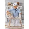Baby Boy Outfit Blue WA009