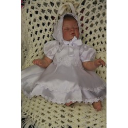 Flower Christening Dress