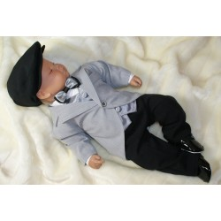 Christening/Wedding Suit&Bow Tie Wilhelm