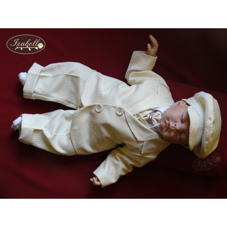 Boy Christening Outfit Dominic FN/5