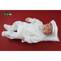 Baby Boys Christening/wedding Outfit in Cream Will