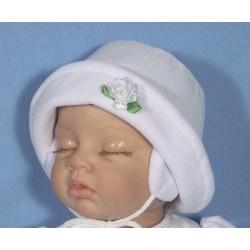 Baptism/Christening Hat Girl CK01-W-03R