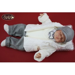 6 Pieces Baby Boy Christening/Special Occasions Outfit Thomas