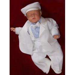 Linen Christening Outfit Matthew