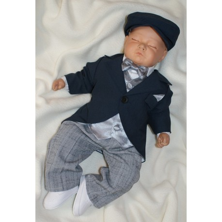 Baby Boys Tail Suit Alexandro