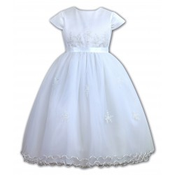 Sarah Louise First Communion Dress Style 9551