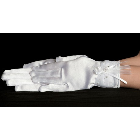 Communion gloves by little people style 743