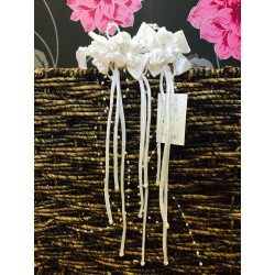 Little people first communion hair comb style 1704