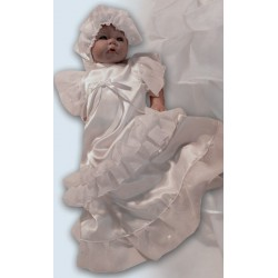 Christening Dress Sophie white FN/001/IDN/41