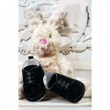 Baby Boys Black Suede Christening/Wedding/Pram/ Formal Party Shoes Style 4143/174