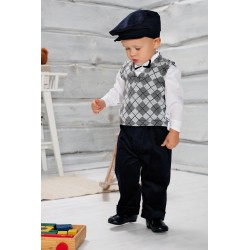 Christening/Special Occasions Outfit for Baby Boys Style A028