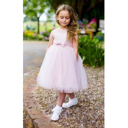 Couche Tot Girl's Special Occasion/Flower Girl Dress 3001a