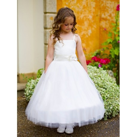 Couche Tot Ivory Party/Flower Girl Dress Style 1905