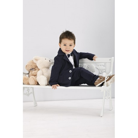 Boys Navy Outfit Style WS012