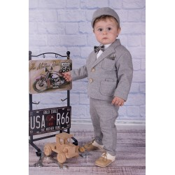 An Elegant Special Occasion Baby Boy Suit A052