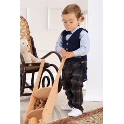 Boys Outfit Navy Style YS006