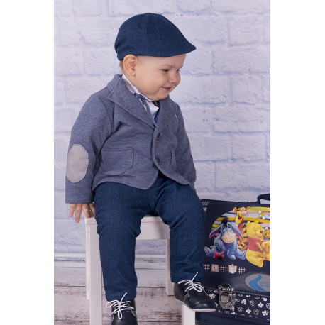 Fashionable Boy Outfit .A049+