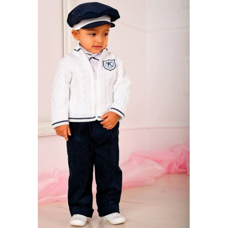 Adorable Special Occasions/Christening/Wedding Outfit set for Boy A013